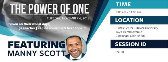 Session: Power of One