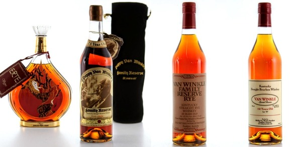 Pappy Van Winkle's 23 Year Old Family Reserve Kentucky Straight Bourbon