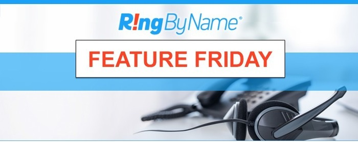 RingByName - Feature Friday